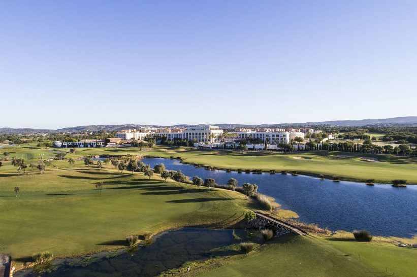 Anantara Vilamoura Algarve Resort Victoria golf course