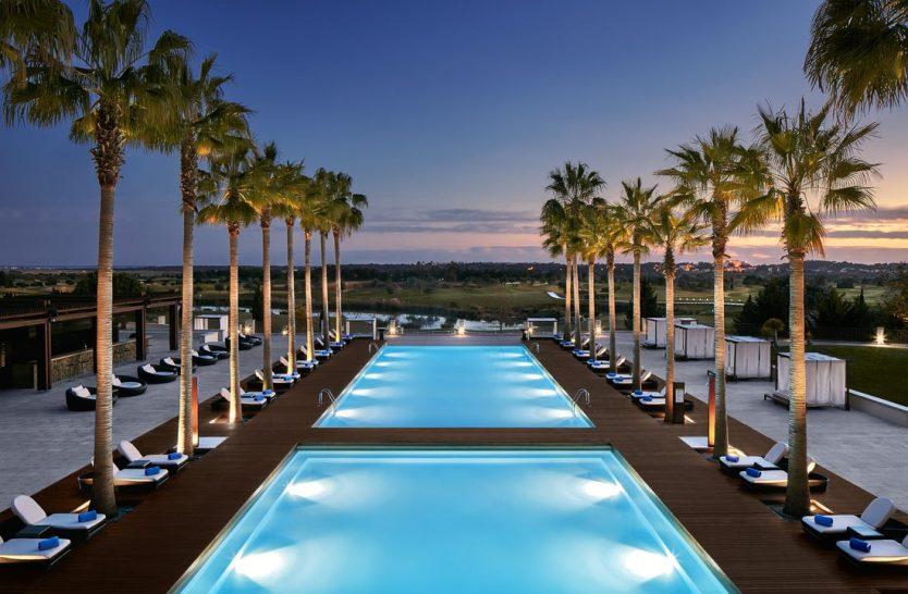 Anantara Vilamoura Algarve Resort pool
