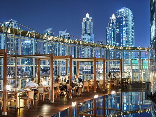 Armani Hotel Dubai Armani Amal