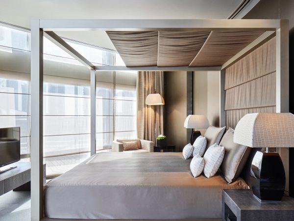 Armani Hotel Dubai Armani Ambassador Suite