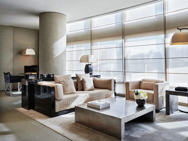 Armani Hotel Dubai Armani Ambassador Suite with balcony