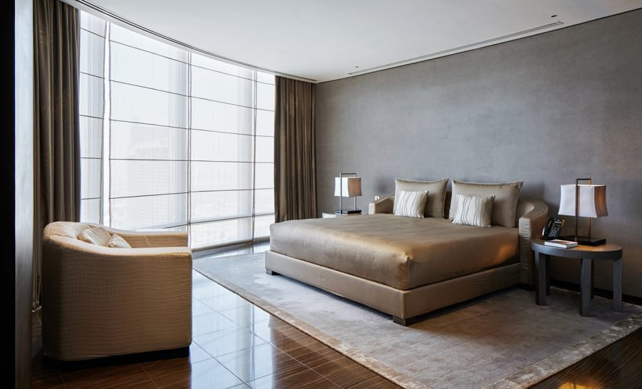 Armani Hotel Dubai Armani Dubai Suite
