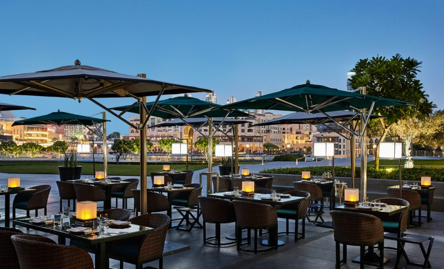 Armani Hotel Dubai Armani Hashi