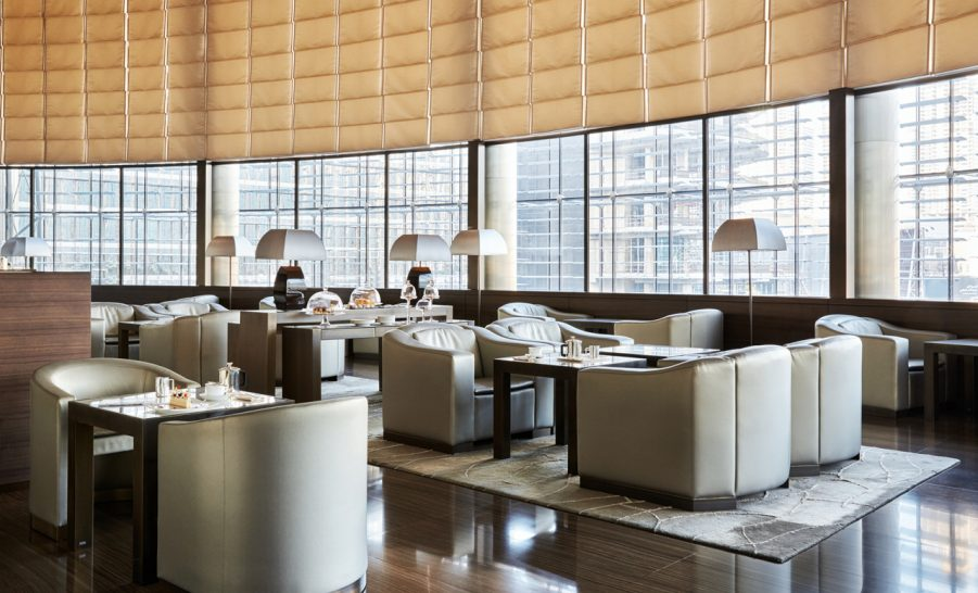 Armani Hotel Dubai Armani Lounge
