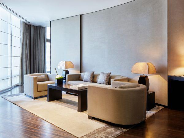 Armani Hotel Dubai Armani Premiere Suite