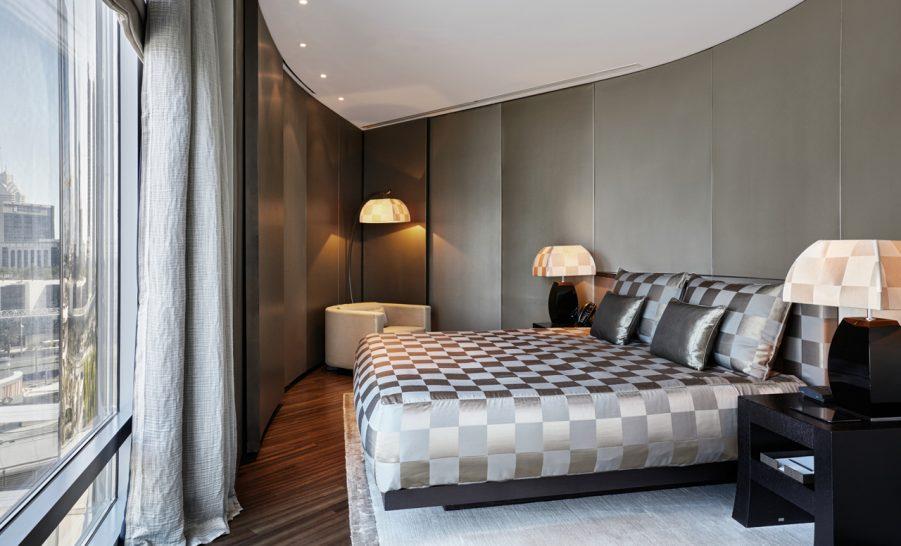 Armani Hotel Dubai Armani Premiere Suite With Balcony