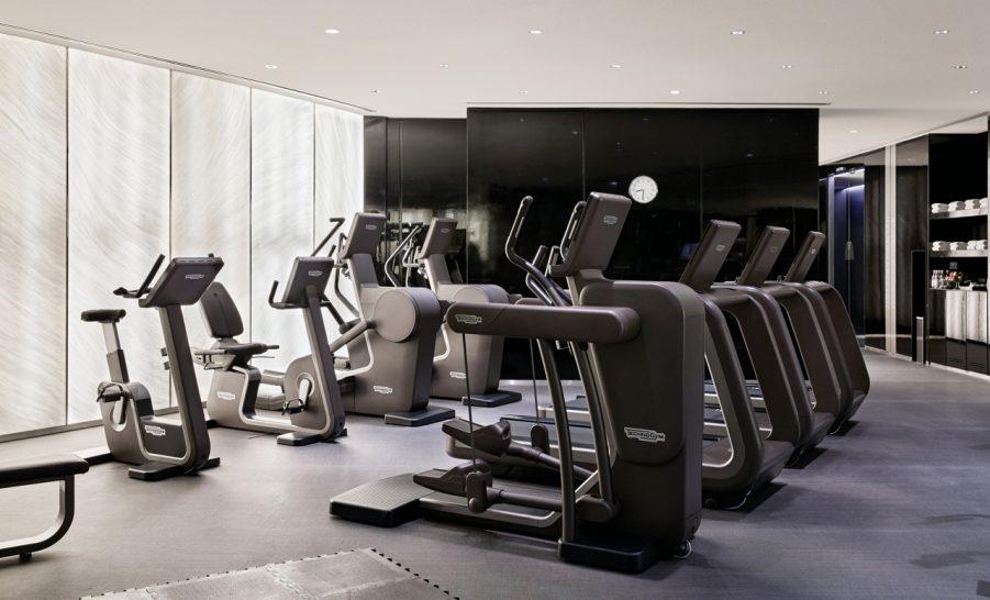 Armani Hotel Dubai Gym
