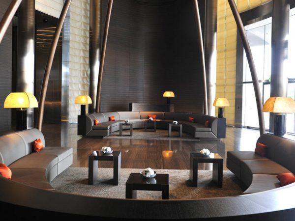 Armani Hotel Dubai Interior View