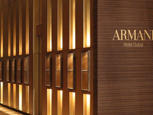Armani Hotel Dubai View