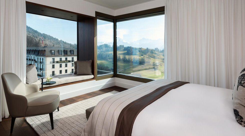 Burgenstock Hotel Alpine Spa Burgenstock Family Suite