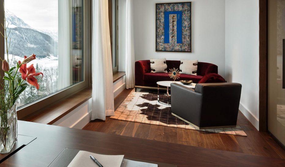 Burgenstock Hotel Alpine Spa Presidential Suite