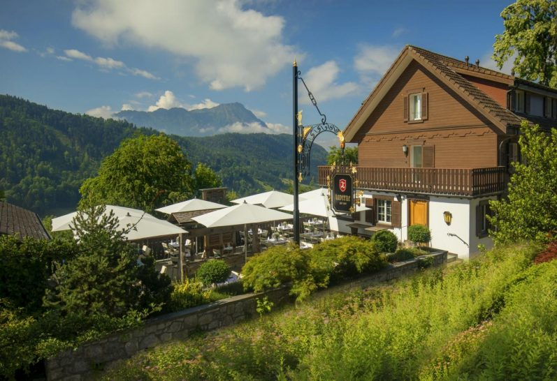 Burgenstock Hotel Alpine Spa Tavern 1879 Restaurant