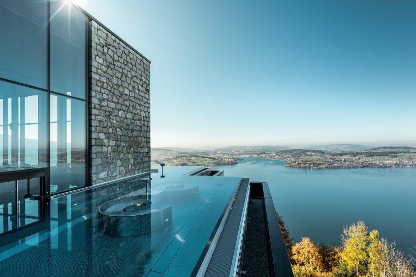 Burgenstock Hotel and Alpine Spa