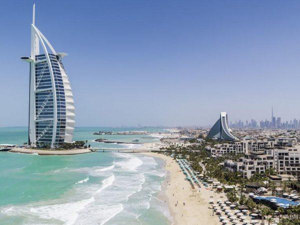 Burj Al Arab Jumeirah Beach View