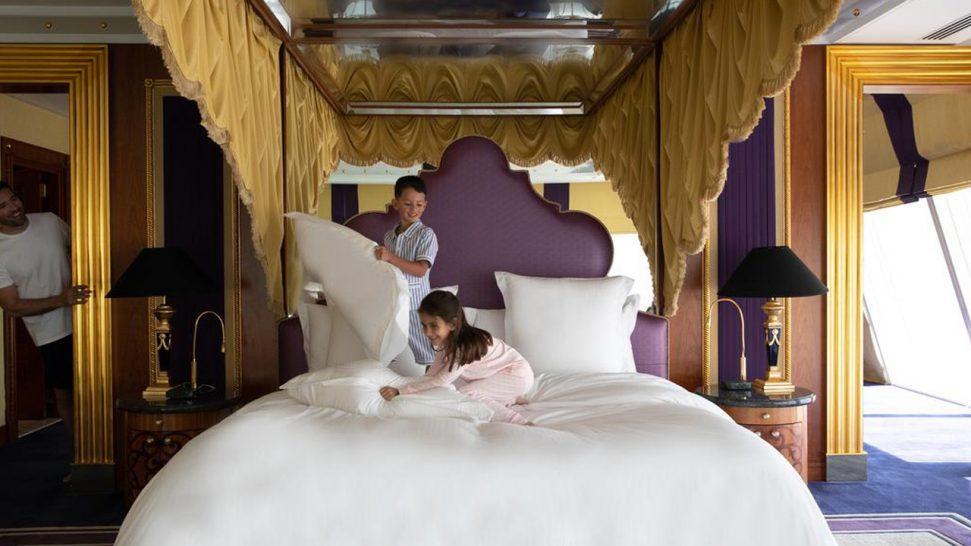 Burj Al Arab Jumeirah Burj Two Bedroom Family Suite