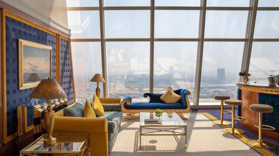 Burj Al Arab Jumeirah Club One Bedroom Suite
