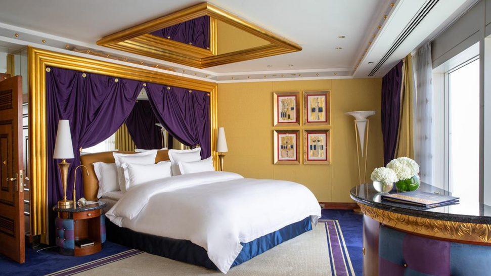 Burj Al Arab Jumeirah Deluxe One Bedroom Suite