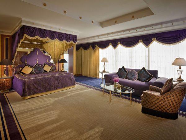 Burj Al Arab Jumeirah Diplomatic Suite