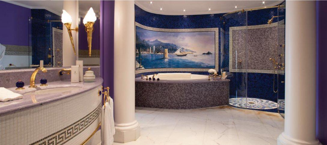 Burj Al Arab Jumeirah Diplomatic Suite Bathroom