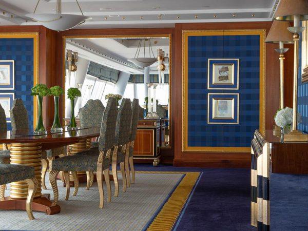 Burj Al Arab Jumeirah Diplomatic Three Bedroom Suite