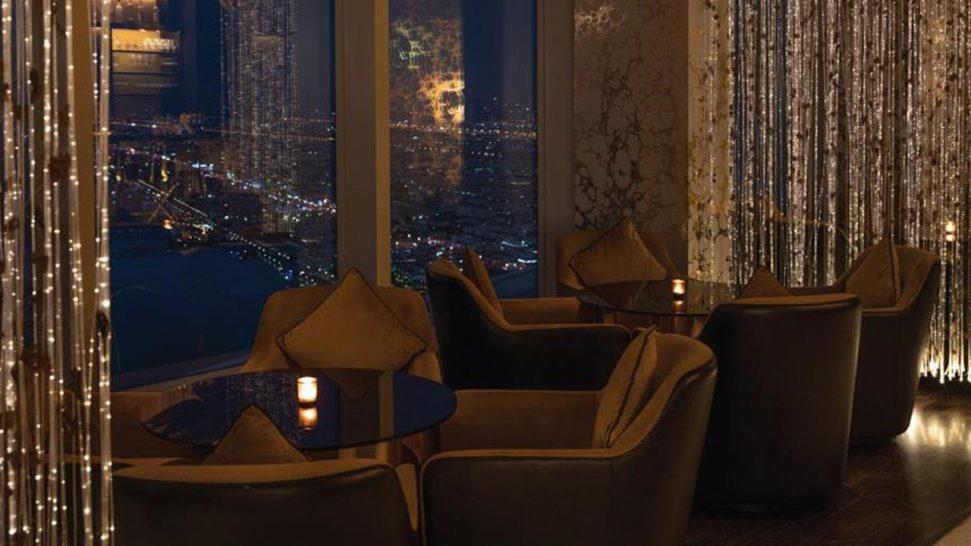 Burj Al Arab Jumeirah Gold On 27