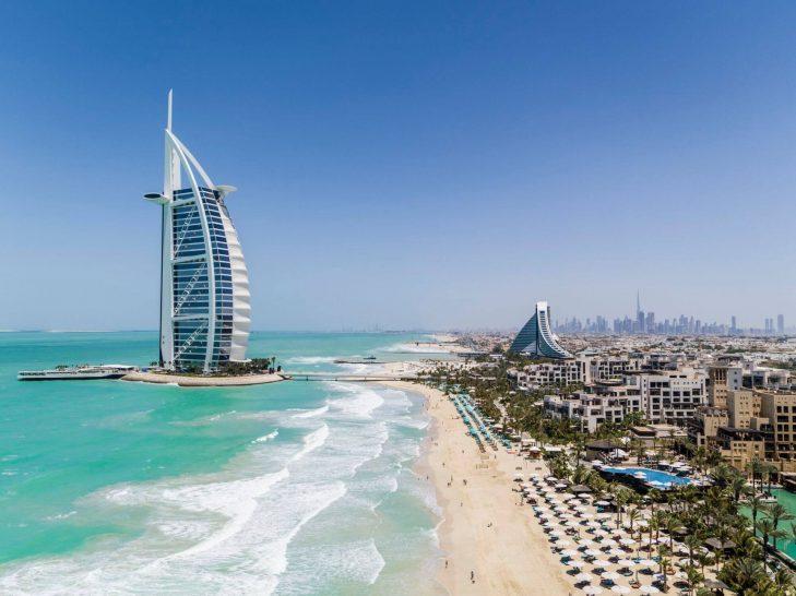 Burj Al Arab Jumeirah Panorama