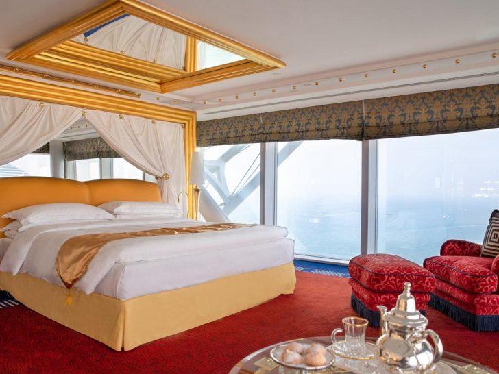 Burj Al Arab Jumeirah Panoramic Suite