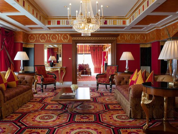 Burj Al Arab Jumeirah Royal Two Bedroom Suite