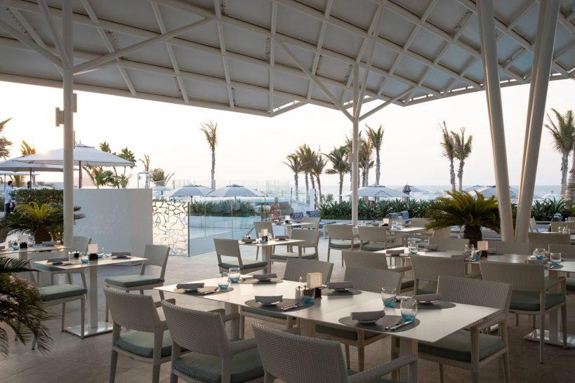 Burj Al Arab Jumeirah Scape Lounge