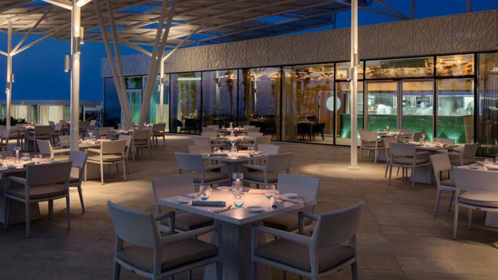 Burj Al Arab Jumeirah Scape Restaurant