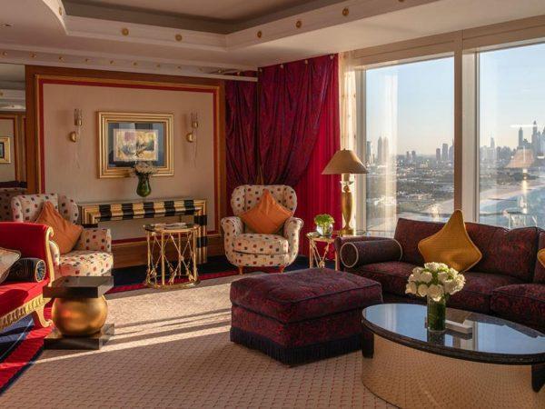 Burj Al Arab Jumeirah Sky One Bedroom Suite