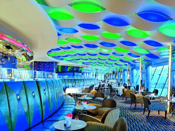 Burj Al Arab Jumeirah Skyview Bar & Restaurant