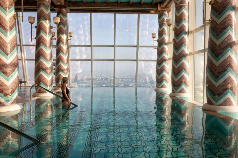 Burj Al Arab Jumeirah Talise Spa