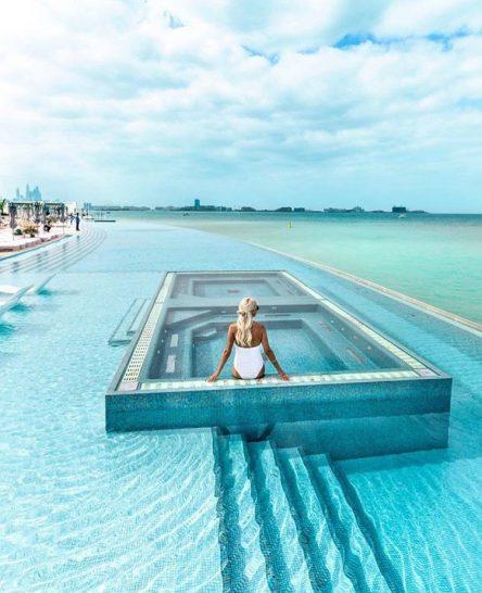 Burj Al Arab Jumeirah Terrace Pool