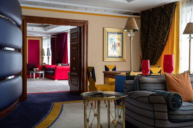 Burj Al Arab Jumeirah Two Bedroom Family Suite