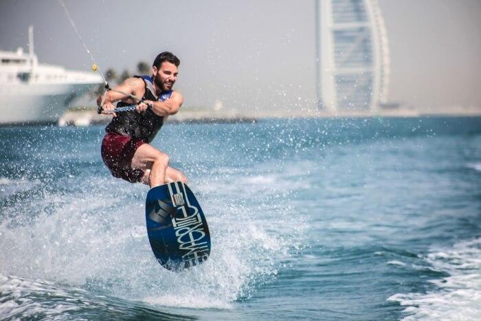 Burj Al Arab Jumeirah Watersports
