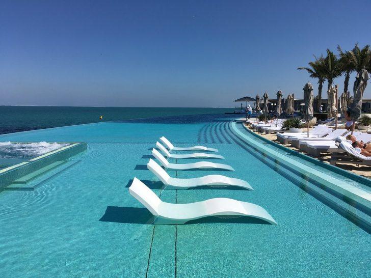 Burj Al Arab Terrace Pool