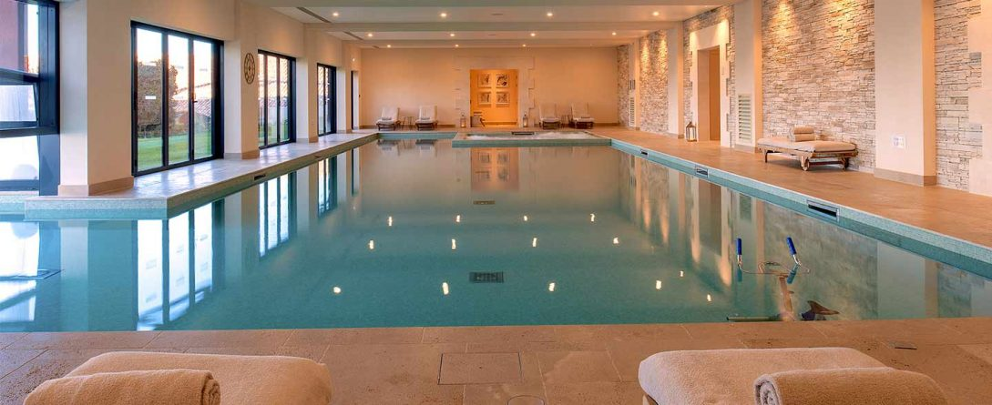 Chais monnet cognac spa pool