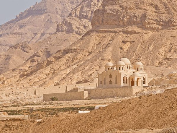 Coptic Monasteries of St Anthony and St Paul