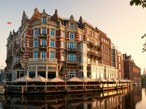 De L'Europe Amsterdam Exterior