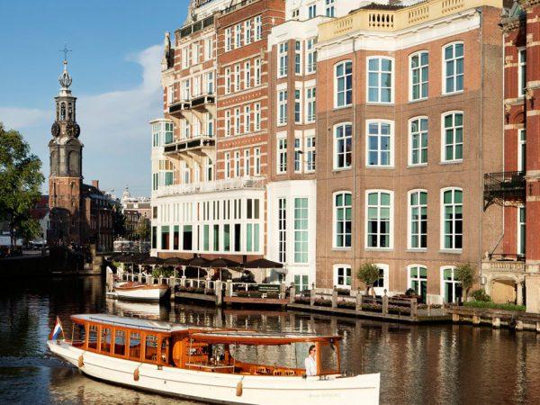 De L'Europe Amsterdam Exterior View
