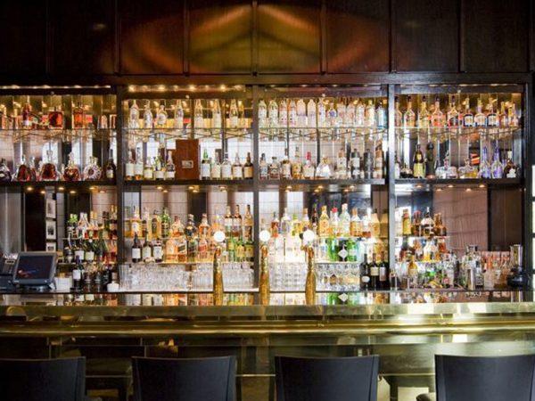 De L'Europe Amsterdam Freddy's Bar