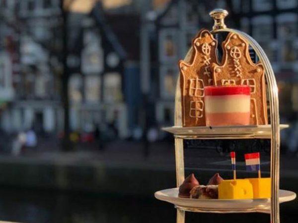 De L'Europe Amsterdam So Dutch Afternoon Tea