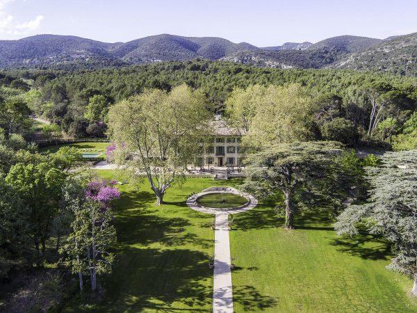 Domaine de Fontenille Exterior View