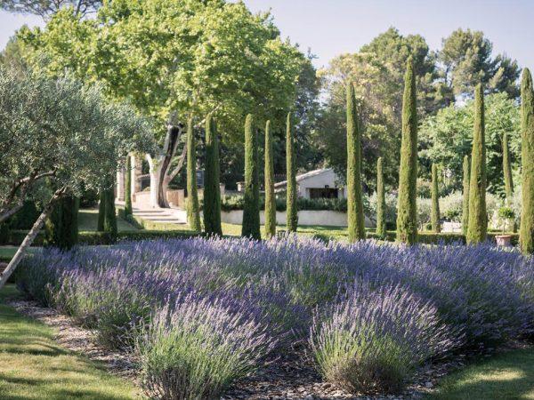 Domaine de Fontenille Garden
