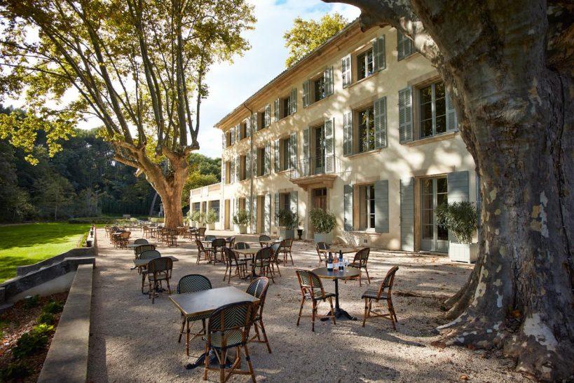 Domaine de Fontenille provence