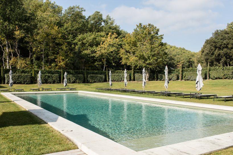 Domaine de Fontenille provence pool