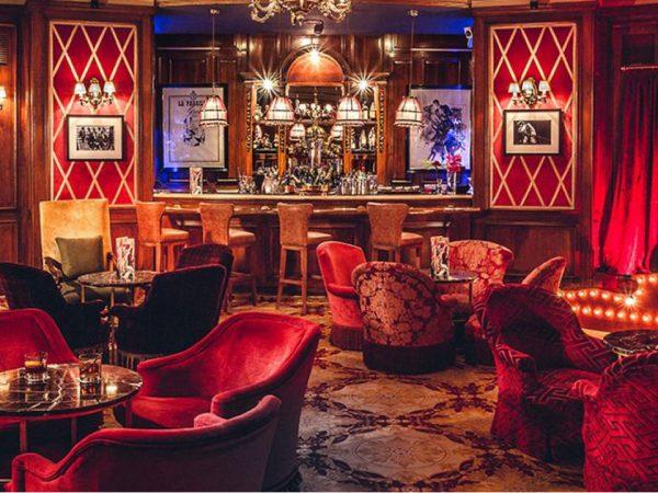 El Palace Barcelona Bluesman Cocktail Bar