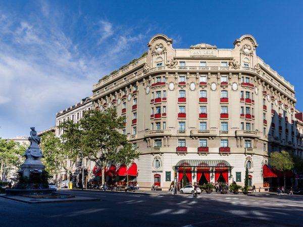 El Palace Barcelona Exterior
