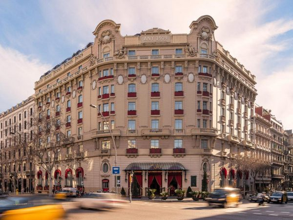 El Palace Barcelona Hotel View